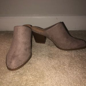 Old Navy Mules - NWOT
